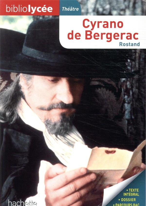BIBLIOLYCEE - T50 - BIBLIOLYCEE - CYRANO DE BERGERAC