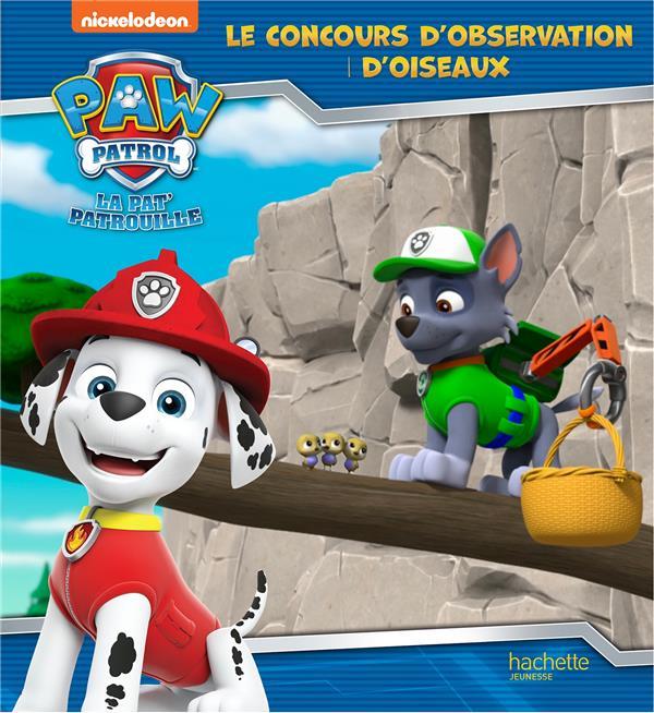 PAT' PATROUILLE - LE CONCOURS D'OBSERVATION D'OISEAUX