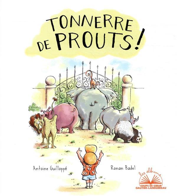 ALBUMS COUPS DE COEUR - TONNERRE DE PROUTS