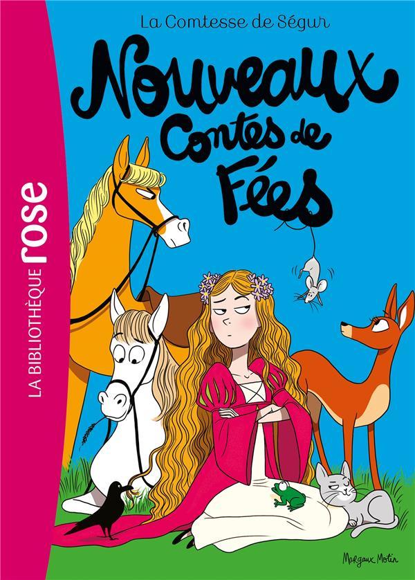 LA COMTESSE DE SEGUR - T04 - LA COMTESSE DE SEGUR 04 NED- NOUVEAUX CONTES DE FEES