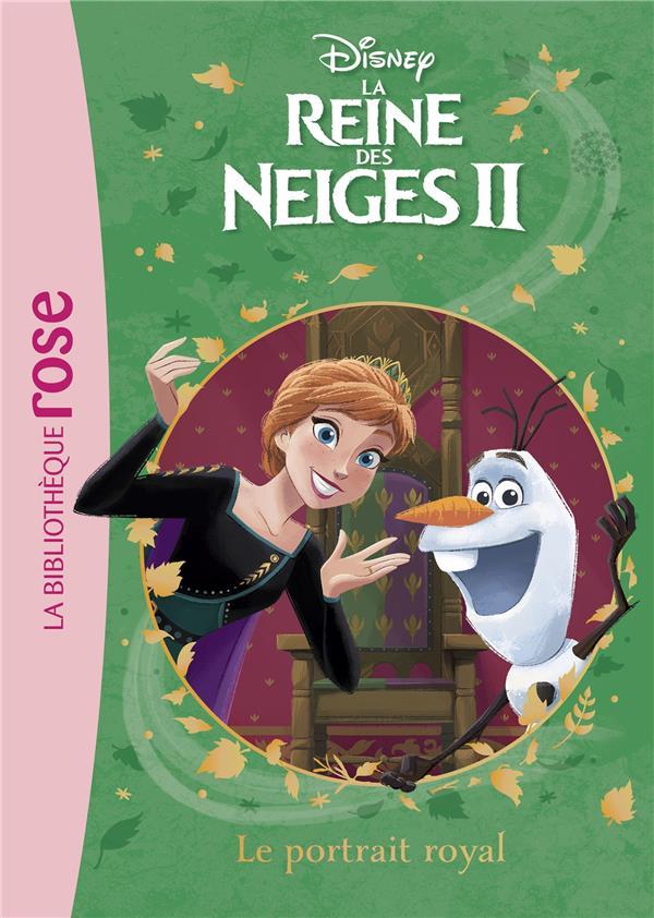 LA REINE DES NEIGES 2 - T09 - LA REINE DES NEIGES 2 09 - LE PORTRAIT ROYAL