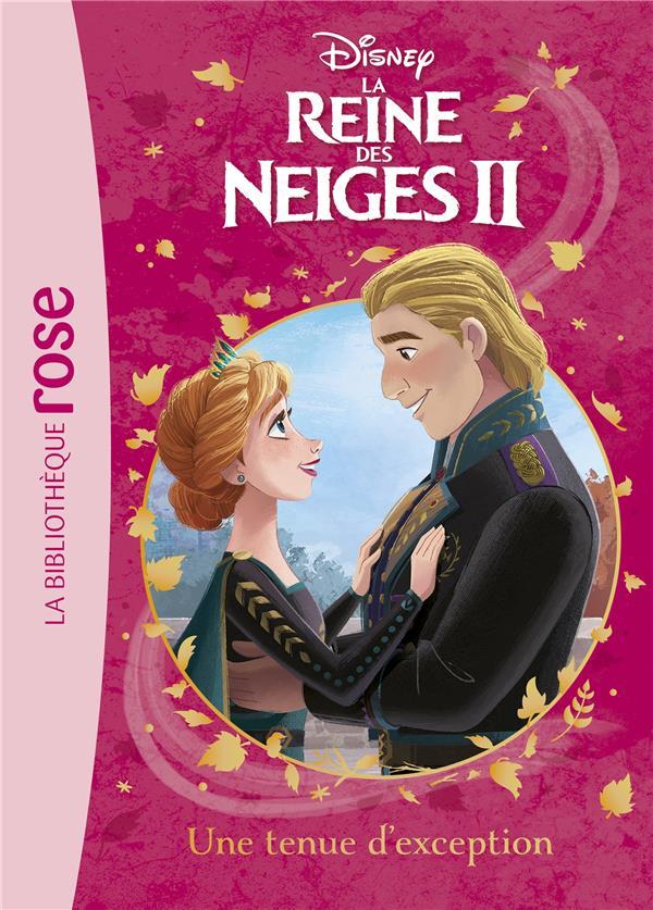 LA REINE DES NEIGES 2 - T12 - LA REINE DES NEIGES 2 12 - UNE TENUE D'EXCEPTION