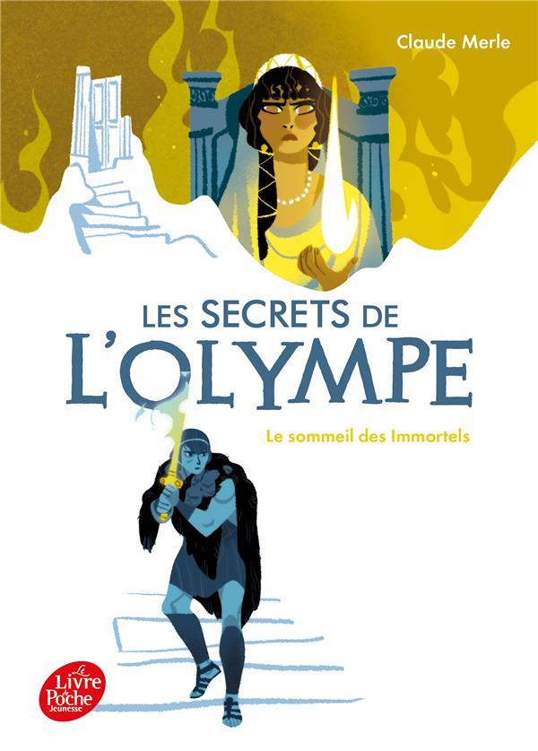 LES SECRETS DE L'OLYMPE - TOME 2 - LE SOMMEIL DES IMMORTELS