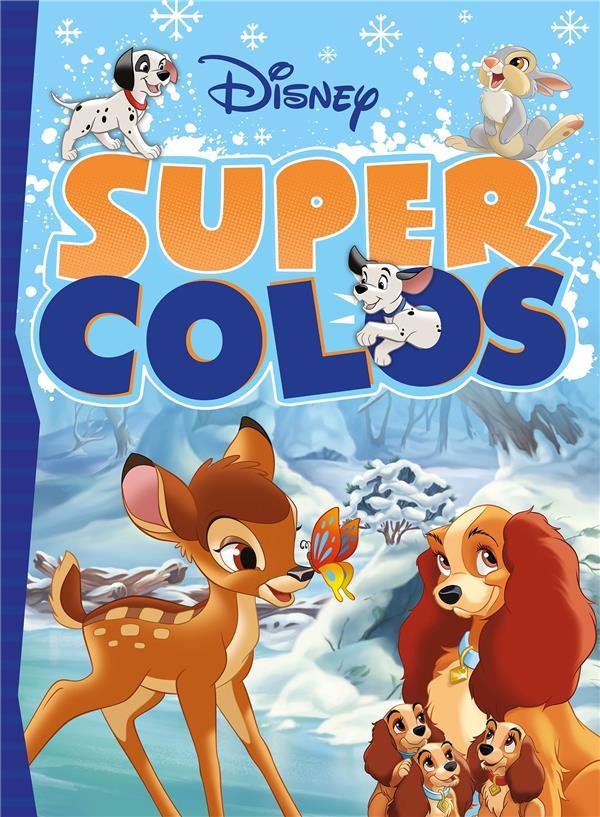 DISNEY - SUPER COLOS - NOEL