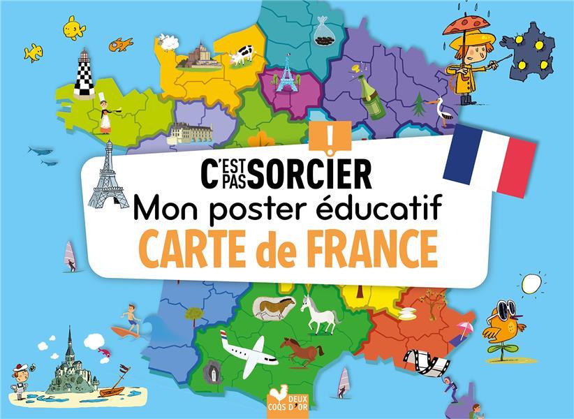 C'EST PAS SORCIER LA FRANCE - POSTER