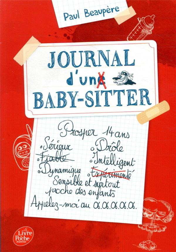 JOURNAL D'UN BABY-SITTER - JOURNAL D'UN BABY SITTER - TOME 1