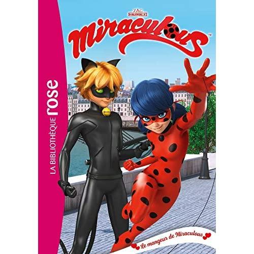MIRACULOUS - T24 - MIRACULOUS 24 - LE MANGEUR DE MIRACULOUS