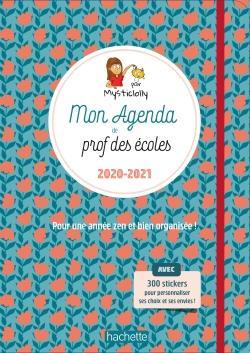 MON AGENDA DE PROF D'ECOLE - ED. 2020