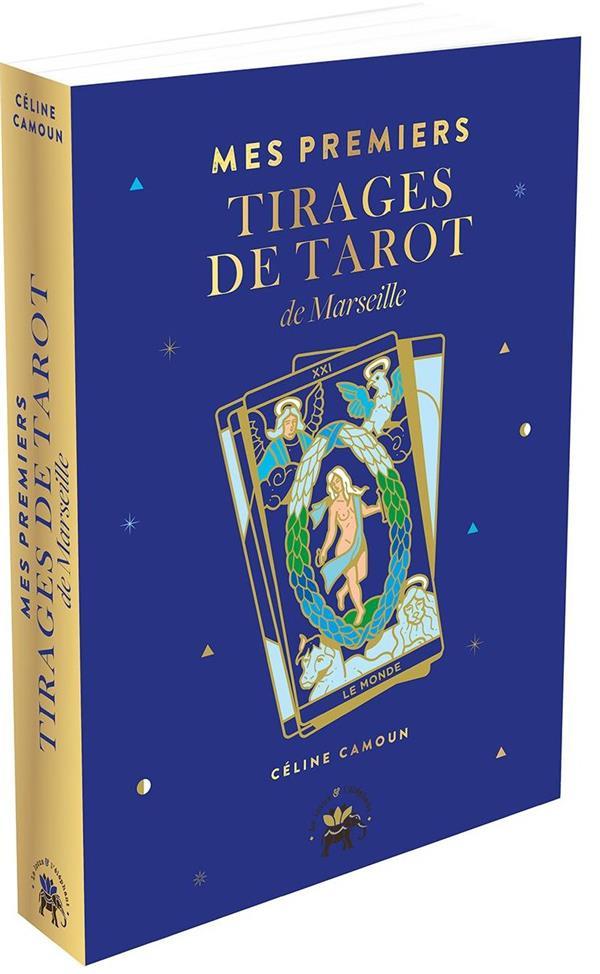 MES PREMIERS TIRAGES DE TAROT DE MARSEILLE
