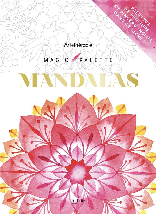 MAGIC PALETTE MANDALAS