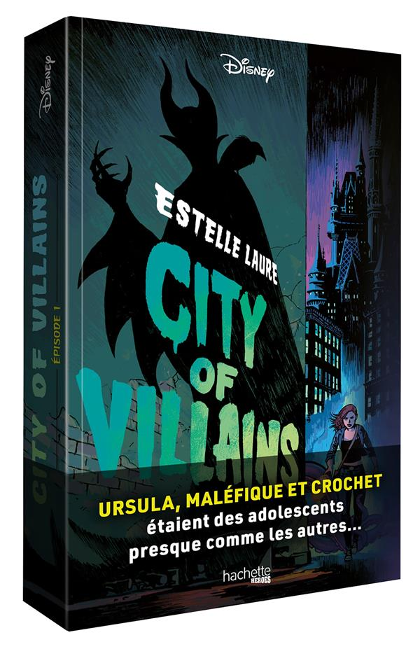 CITY OF VILLAINS - TOME 1
