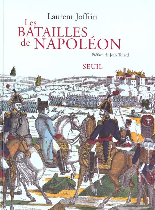 BATAILLES DE NAPOLEON (LES)