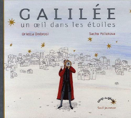 GALILEE- UN OEIL DANS LES ETOILES