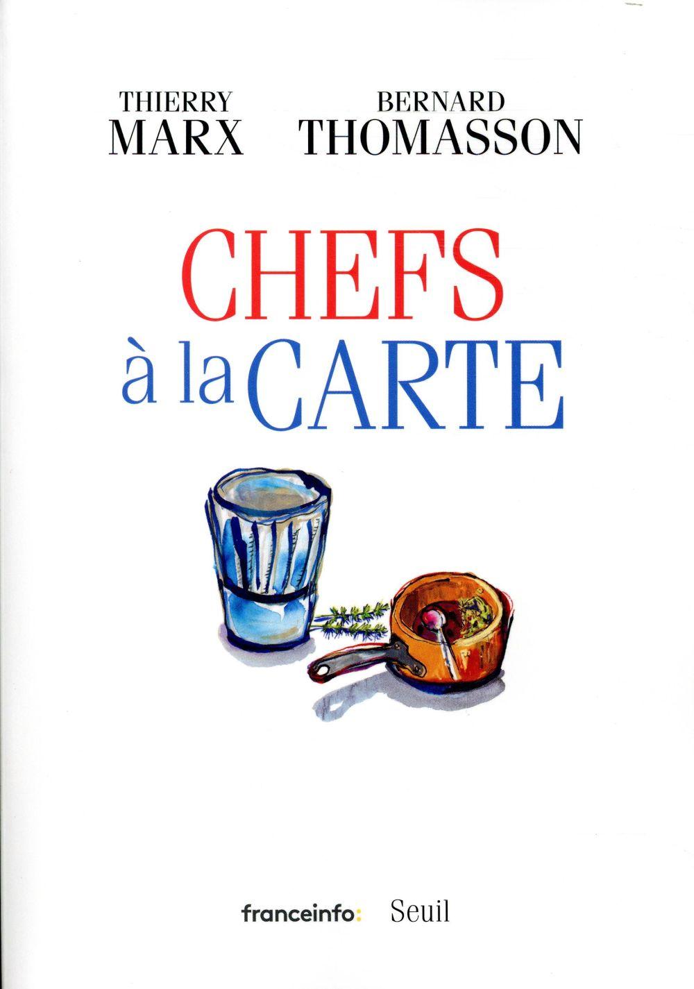 CHEFS A LA CARTE