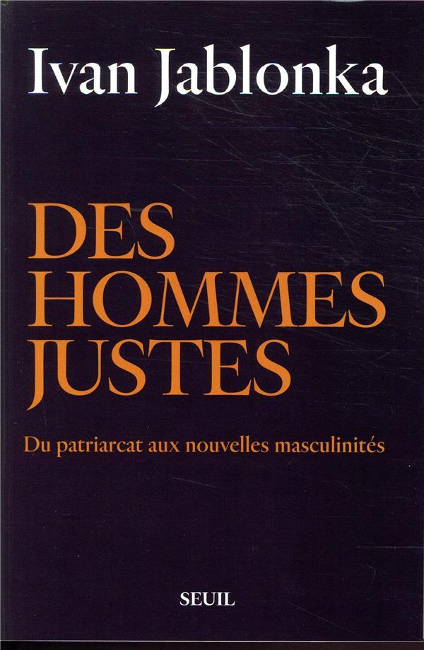 DES HOMMES JUSTES