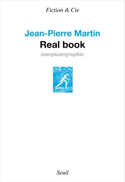 REAL BOOK - AUTOPIANOGRAPHIE