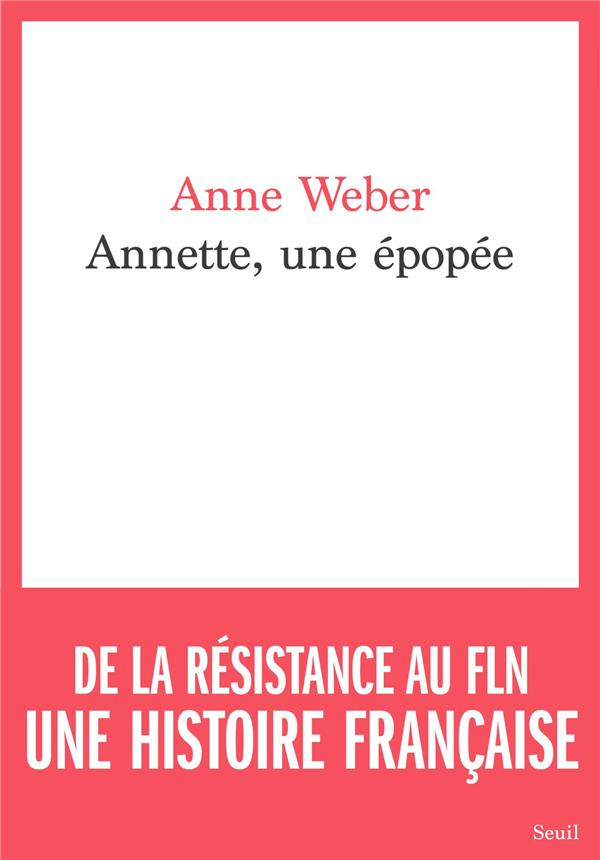 ANNETTE, UNE EPOPEE