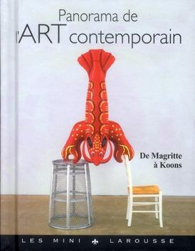 PANORAMA DE L'ART CONTEMPORAIN
