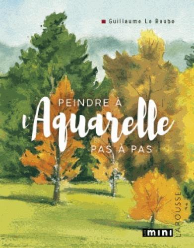 PEINDRE A L'AQUARELLE - PAS A PAS