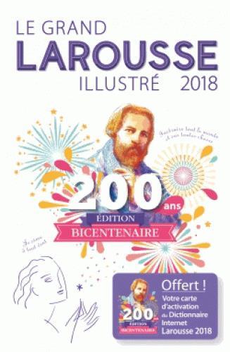 LE PETIT LAROUSSE ILLUSTRE 2018