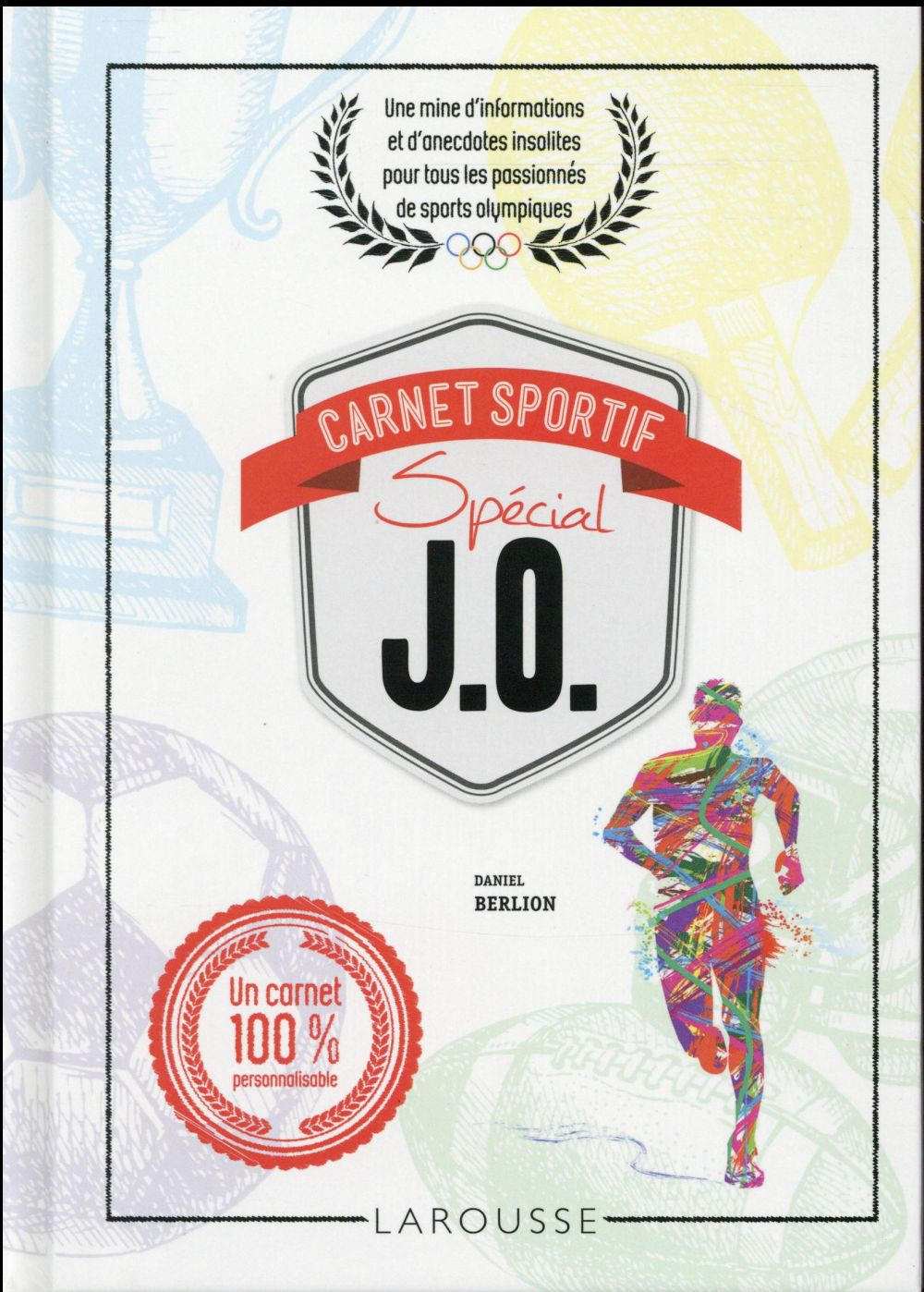CARNET SPORTIF SPECIAL J.O.