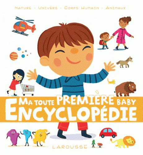 MA PREMIERE BABY ENCYCLOPEDIE