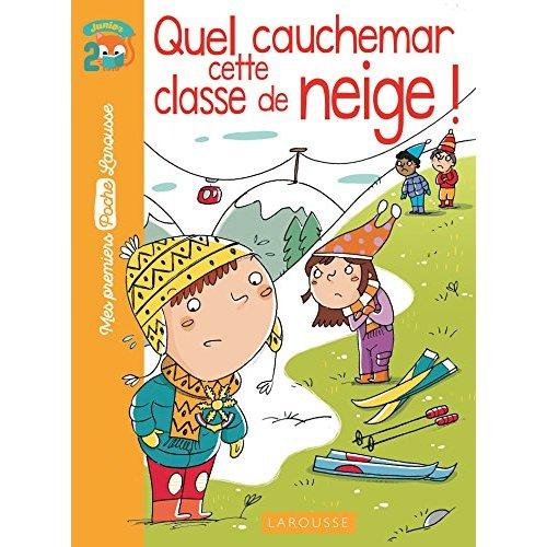 QUEL CAUCHEMAR CETTE CLASSE DE NEIGE !