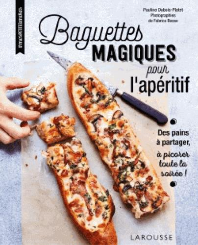 BAGUETTES MAGIQUES POUR L'APERITIF
