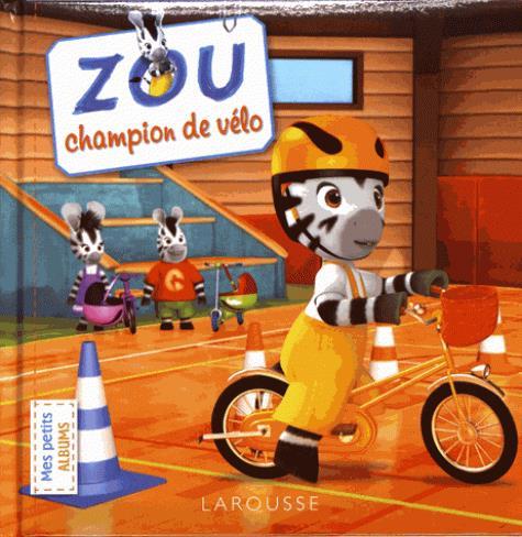 ZOU, CHAMPION DE VELO