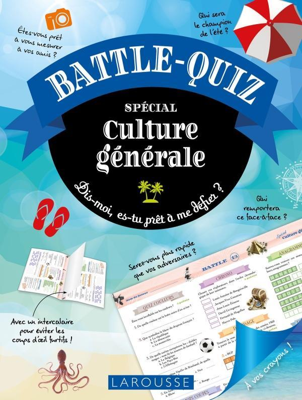 BATTLE-QUIZ CULTURE GENERALE