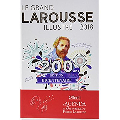LE GRAND LAROUSSE ILLUSTRE 2018 NOEL