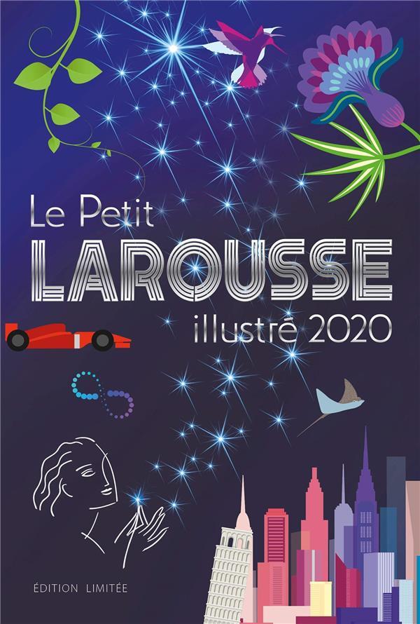 PETIT LAROUSSE ILLUSTRE 2020 NOEL