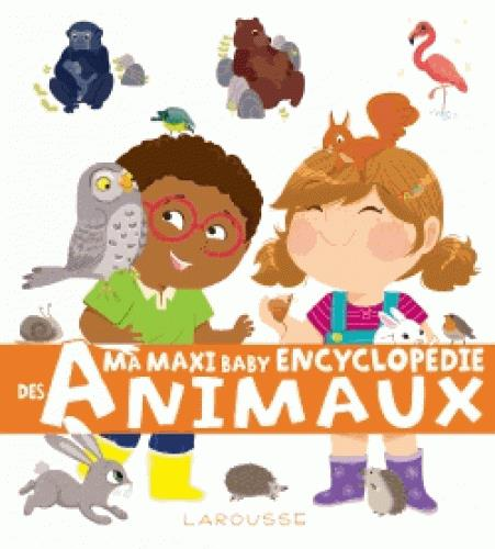 MA BABY ENCYCLOPEDIE DES ANIMAUX