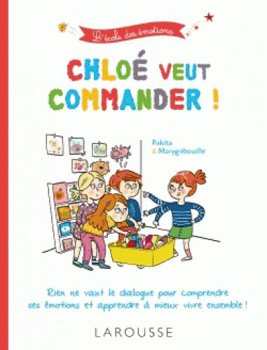 CHLOE VEUT COMMANDER !