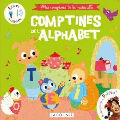 MES COMPTINES DE L'ALPHABET