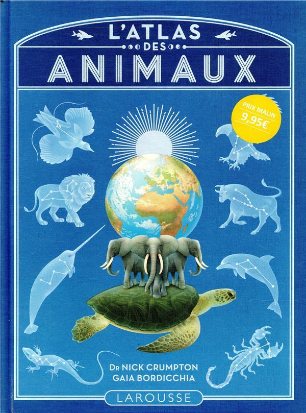 L'ATLAS DES ANIMAUX