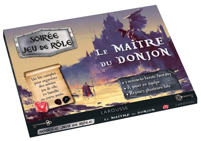 SOIREE JEU DE ROLE - LE MAITRE DU DONJON
