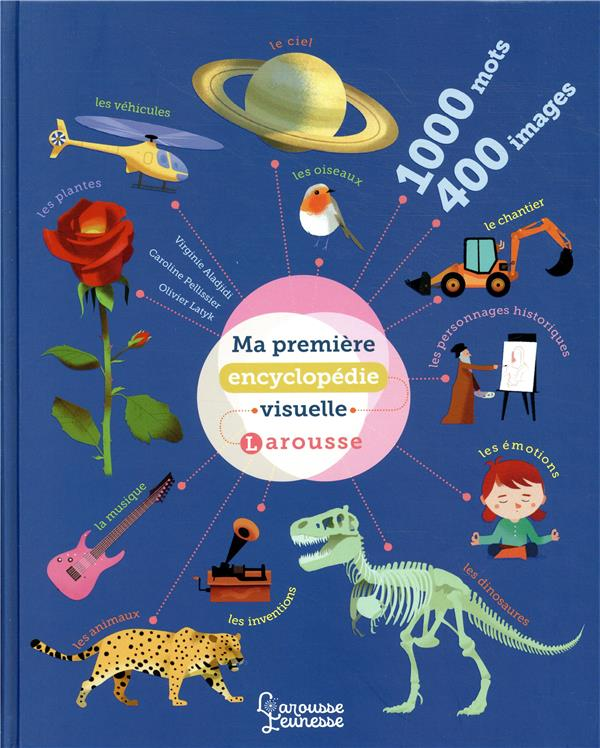 MA PREMIERE ENCYCLOPEDIE VISUELLE LAROUSSE