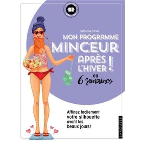 MON PROGRAMME MINCEUR APRES L'HIVER ! EN 6 SEMAINES