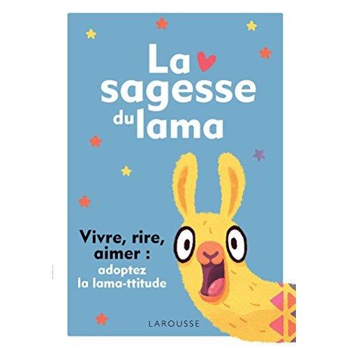 LA SAGESSE DU LAMA