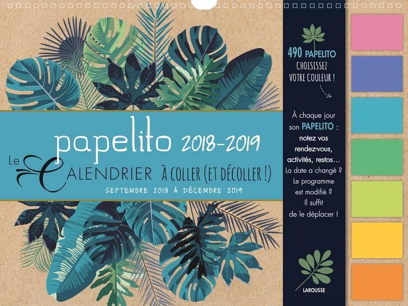 PAPELITO 2018-2019