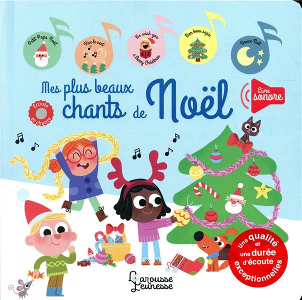 MES PLUS BEAUX CHANTS DE NOEL