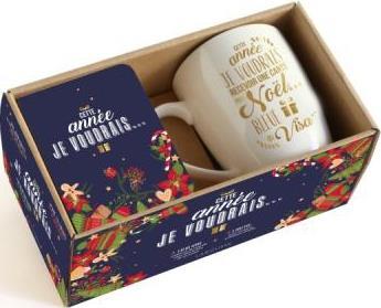 COFFRET CETTE ANNEE JE VOUDRAIS...