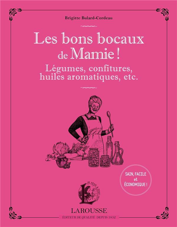 LES BONS BOCAUX DE MAMIE !