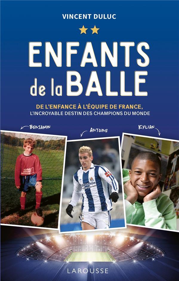 ENFANTS DE LA BALLE