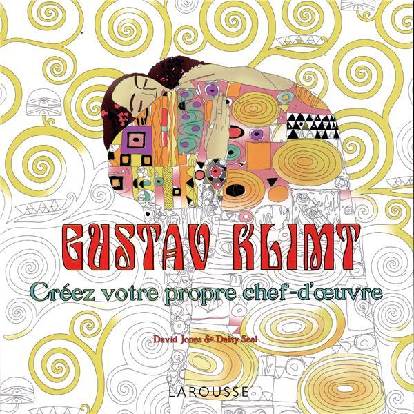 GUSTAV KLIMT COLORIAGES