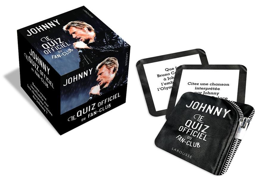 SOIREE JOHNNY LE QUIZ OFFICIEL DU FAN-CLUB