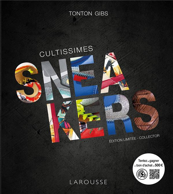 CULTISSIMES SNEAKERS, EDITION LIMITEE SOUS ETUI