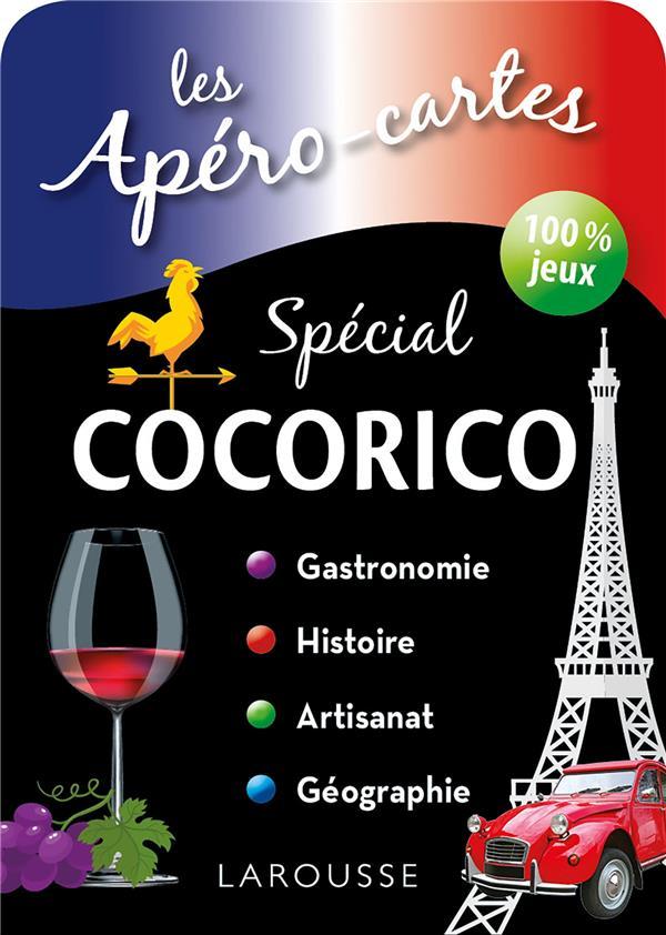 APERO-CARTES SPECIAL COCORICO
