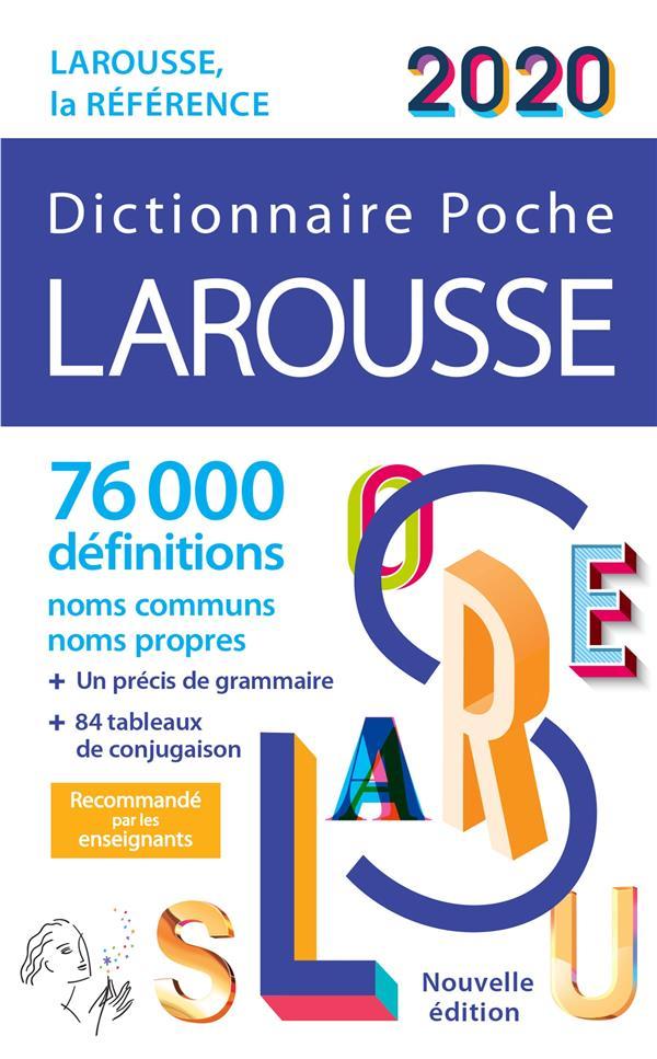 LAROUSSE DE POCHE 2020